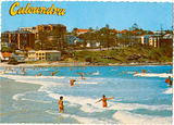 Picture relating to Caloundra - titled 'North Coast Caloundra  in the early 1980's'