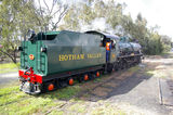 Picture relating to Chichester Range - titled 'A Refurbished Locomotive on the Hotham Valley line'