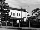 Picture relating to Mackay - titled 'Holy Trinity Church of England in Mackay, 1938'