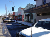 Picture of / about 'Oberon' New South Wales - Snow at Oberon