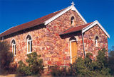Picture relating to Nanson - titled 'Nanson Church West of Geraldton WA'
