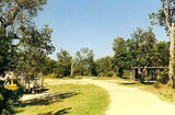 Picture relating to Gippsland Lakes Coastal Park - titled 'Gippsland Lakes Coastal Park; Paradise Beach camp ground'
