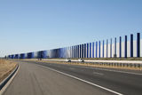Picture of / about 'Thomastown' Victoria - Hume Freeway sculpture - Thomastown