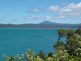 Picture relating to Mount Imlay - titled 'Mount Imlay viewed across Twofold Bay from Eden'