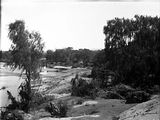 Picture relating to Molonglo River - titled 'Molonglo River scene'