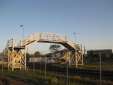 Picture relating to Gatton - titled 'Gatton - railway overhead bridge'