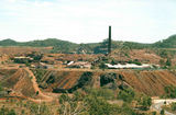 Picture relating to Mount Morgan Mine - titled 'Mount Morgan'