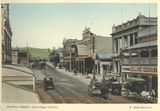 Picture relating to Charters Towers - titled 'Mosman Street, Charters Towers, 1904'