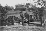 Picture relating to Toowong - titled 'Moorlands residence at Toowong, Brisbane, ca. 1918'