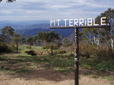 Picture relating to Mount Terrible - titled 'Mount Terrible'