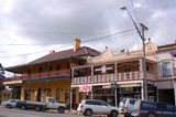 Picture relating to Braidwood - titled 'Royal Mail Hotel and Monterey Cafe'