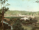 Picture relating to Canungra - titled 'Canungra township'