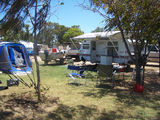 Picture relating to Townsville - titled 'Groper Creek campsite.'
