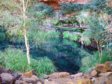 Picture of / about 'Karijini National Park' Western Australia - Circular Pool