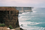 Picture relating to Nullarbor Plain - titled 'Bunda Cliffs (2)'
