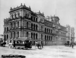 Picture relating to Brisbane - titled 'Treasury Building, Brisbane, 1896'