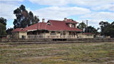 Picture relating to Tailem Bend - titled 'Tailem Bend Railway Station'