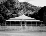 Picture relating to North Ward - titled 'Wonderful example of a colonial style residence in Townsville, ca. 1955'