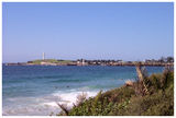 Picture relating to Wollongong - titled 'Beach area - Wollongong '