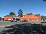 Picture relating to Mittagong - titled 'Mittagong Railway Station'