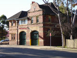 Picture relating to Kogarah - titled 'Kogarah Fire Station'
