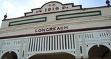 Picture relating to Longreach - titled 'Longreach Railway Station entrance'