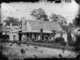 Picture relating to Cleveland - titled 'Yahwulpa homestead in the Cleveland area'