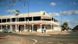 Picture relating to Cobar - titled 'Western Hotel Cobar'