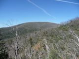 Picture of / about 'Mount Franklin' the Australian Capital Territory - Mount Franklin as seen when approaching on the Mount Franklin Road