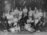 Picture relating to Kelvin Grove - titled 'Kelvin Grove Primary School Cricket Team, Brisbane, ca. 1919'