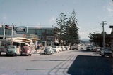 Picture relating to Surfers Paradise - titled 'Sea Breeze Motel and Cavill Avenue, Surfers Paradise, July 1959'