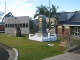 Picture relating to Kilcoy - titled 'Kilcoy war memorial 1'
