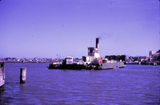 Picture relating to Williamstown - titled 'Williamstown car ferry VIC'