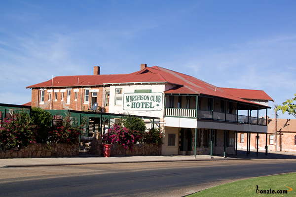Cue Historic Buildings - WA  Eo324