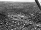 Picture relating to Chermside - titled 'Chermside Shopping Centre from the air'