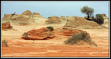 Picture of / about 'Lake Mungo' New South Wales - Lake Mungo