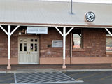 Picture relating to Kalgoorlie - titled 'Kalgoorlie railway station'