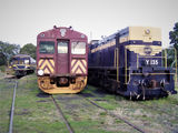 Picture relating to Korumburra - titled 'South Gippsland Railway Korumburra 2006'