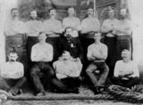 Picture of / about 'Brisbane' Queensland - Tug of war team, 1892