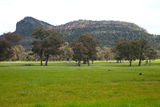 Picture relating to The Rock - titled 'The Rock, from the Lockhart Rd.'