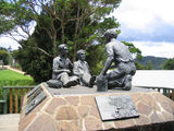 Lamington National Park - Stinson Memorial
