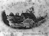 Picture relating to Toowong - titled 'St. Thomas' Church of England in the Brisbane suburb of Toowong, 1897'