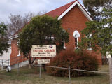 Picture relating to Werris Creek - titled 'St Andrew's Werris Creek Uniting Church'