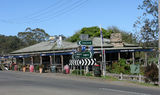 Picture of / about 'Wollombi' New South Wales - Wollombi Tavern Hunter Valley nsw