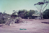 Picture relating to Spargoville Mine - titled 'Spargoville Ghost Town 1970'