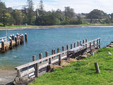 Picture relating to Kiama - titled 'Kiama Harbour Boat Ramp'
